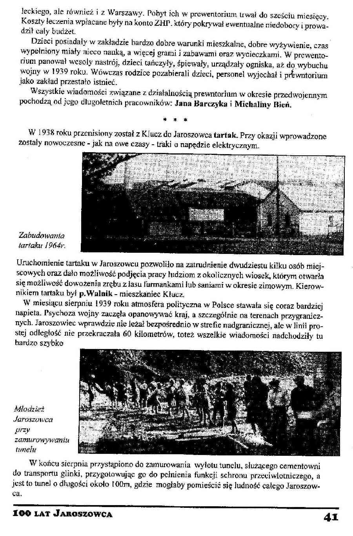 szpital w jaroszowcu