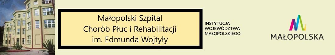 Małopolski Szpital Chorób Płuc i Rehabilitacji im. Edmunda Wojtyły w Jaroszowcu